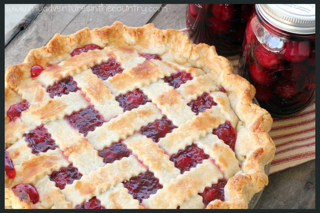 My Favorite Cherry Pie