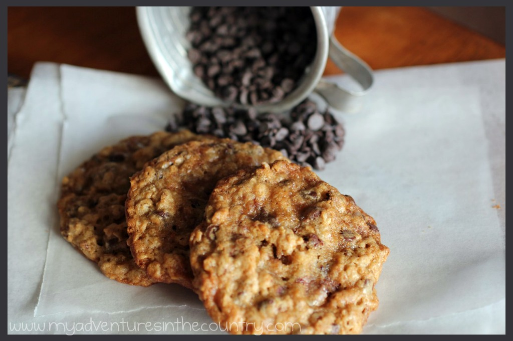 Monday's Mystery Recipe Episode 1: Crunch Time Cookies