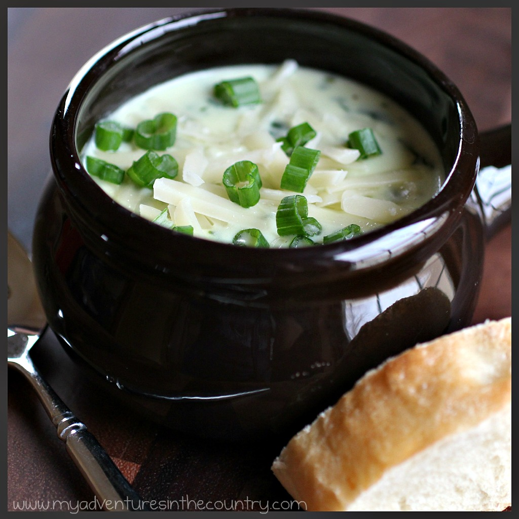 Monday's Mystery Recipe Episode 4: Goldilocks' Gourmet Spinach Soup