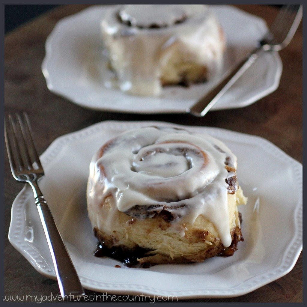 Monday's Mystery Recipe Episode 9: Monster Cinnamon Rolls
