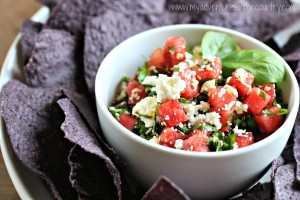 watermelon salsa 6