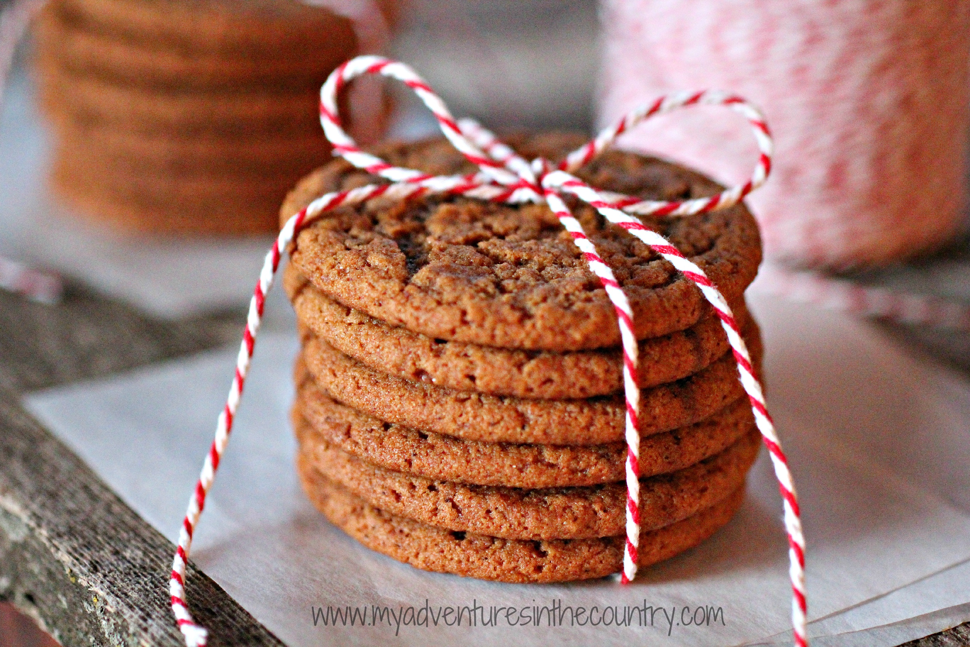 Monday's Mystery Recipe Episode 22: Spice-of-Life Cookies